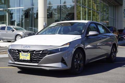 2021 Hyundai Elantra Hybrid for sale at Jeremy Sells Hyundai in Edmunds WA