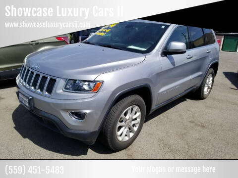 2014 Jeep Grand Cherokee for sale at Showcase Luxury Cars II in Pinedale CA