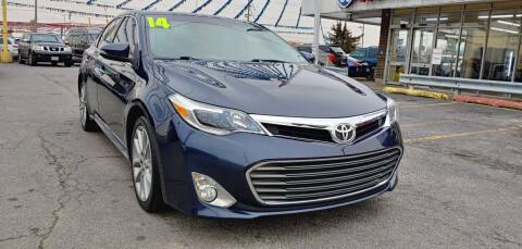 2014 Toyota Avalon for sale at I-80 Auto Sales in Hazel Crest IL