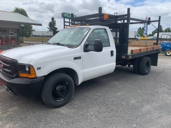 2000 Ford F-350 Super Duty for sale at DirtWorx Equipment - Trucks in Woodland WA