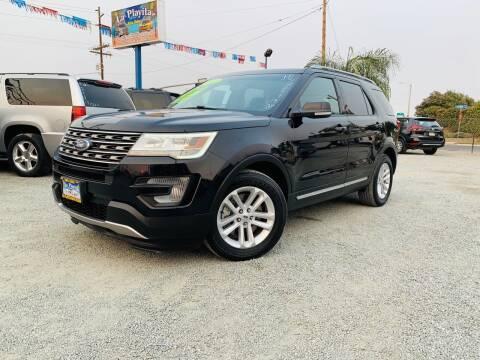 2017 Ford Explorer for sale at LA PLAYITA AUTO SALES INC - Tulare Lot in Tulare CA