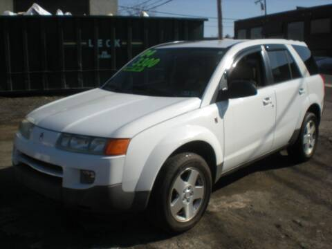 2004 Saturn Vue for sale at 611 CAR CONNECTION in Hatboro PA