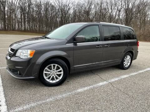 2018 Dodge Grand Caravan for sale at Lifetime Automotive LLC in Middletown OH