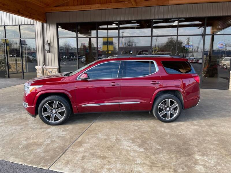 2017 GMC Acadia for sale at Premier Auto Source INC in Terre Haute IN