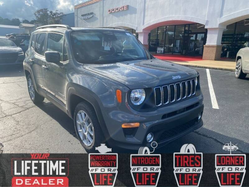 2021 Jeep Renegade for sale in Easley, SC