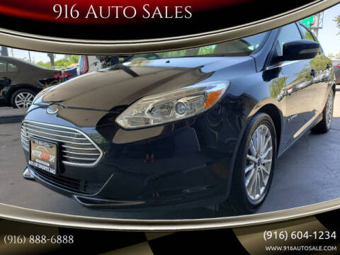 2013 Ford Focus for sale at 916 Auto Sales in Sacramento CA