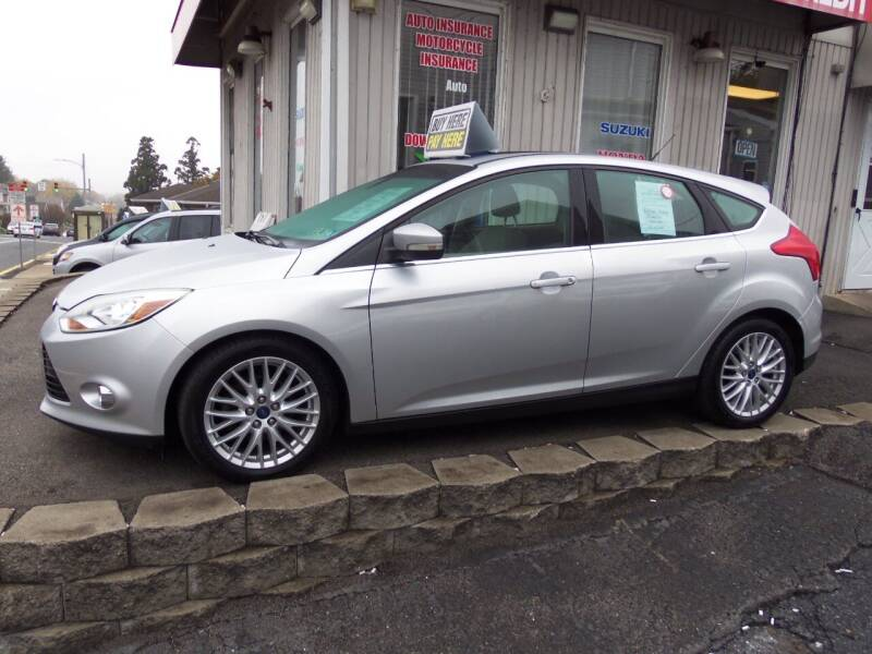 2012 Ford Focus SEL 4dr Hatchback - Easton PA