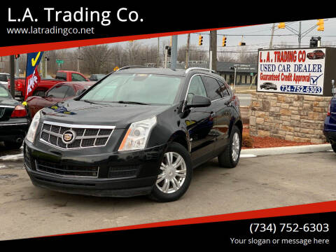 2011 Cadillac SRX for sale at L.A. Trading Co. in Woodhaven MI