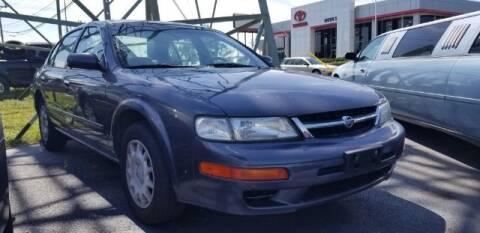1999 Nissan Maxima for sale at Tri City Auto Mart in Lexington KY
