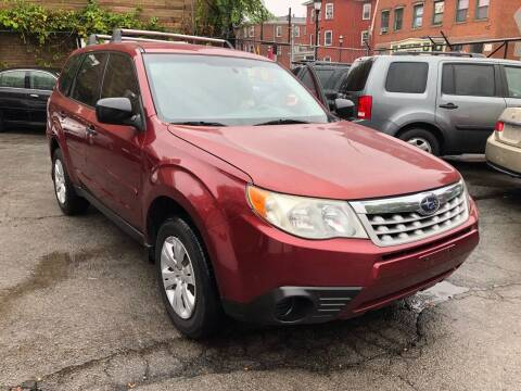 2009 Subaru Forester for sale at James Motor Cars in Hartford CT