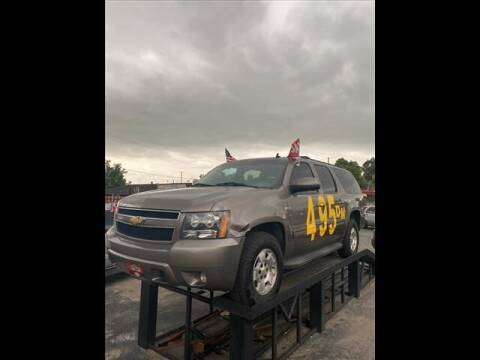 2012 Chevrolet Suburban for sale at FREDY USED CAR SALES in Houston TX
