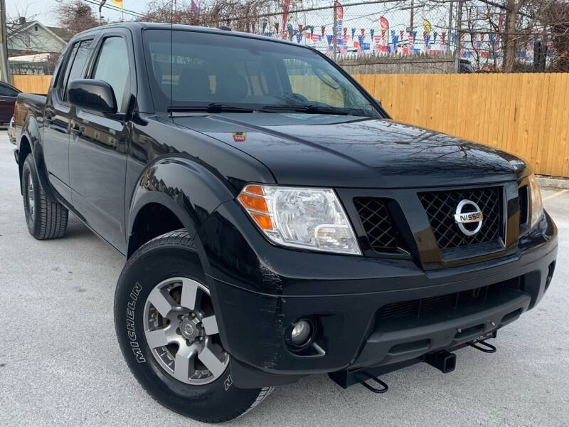 2009 Nissan Frontier for sale at Speedway Motors in Paterson NJ