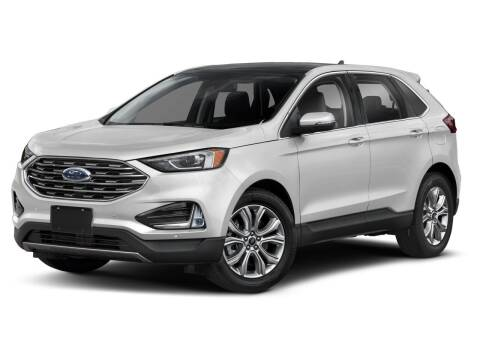2021 Ford Edge for sale at Herman Motors in Luverne MN