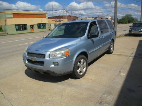 2007 Chevrolet Uplander for sale at 3A Auto Sales in Carbondale IL