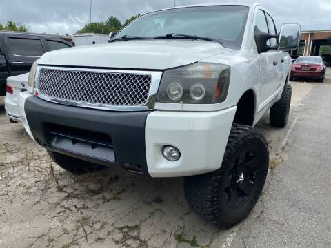 2011 Nissan Titan for sale at Smart Chevrolet in Madison NC