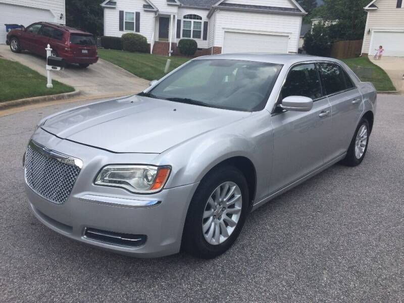 2012 Chrysler 300 for sale at Deme Motors in Raleigh NC