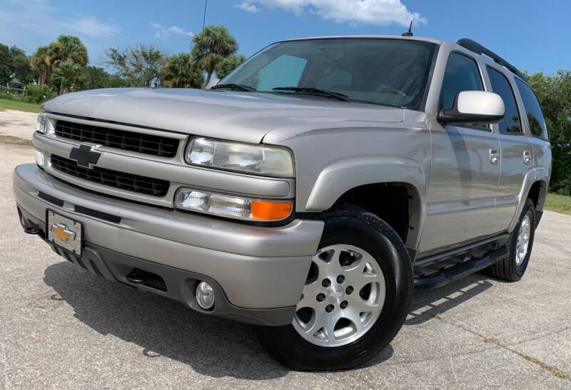 2004 Chevrolet Tahoe for sale at PennSpeed in New Smyrna Beach FL