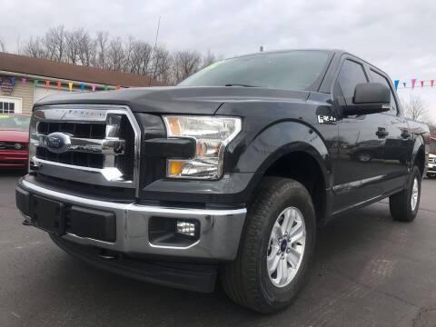 2017 Ford F-150 for sale at Baker Auto Sales in Northumberland PA