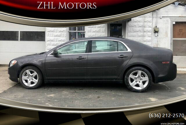 2011 Chevrolet Malibu for sale at ZHL Motors in House Springs MO
