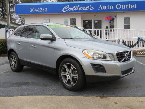2013 Volvo XC60 for sale at Colbert's Auto Outlet in Hickory NC