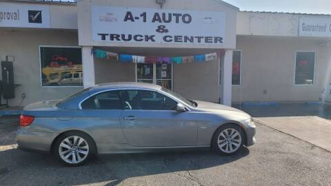 2013 BMW 3 Series for sale at A-1 AUTO AND TRUCK CENTER in Memphis TN