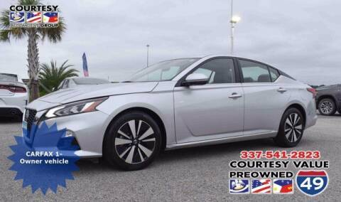 2019 Nissan Altima for sale at Courtesy Value Pre-Owned I-49 in Lafayette LA