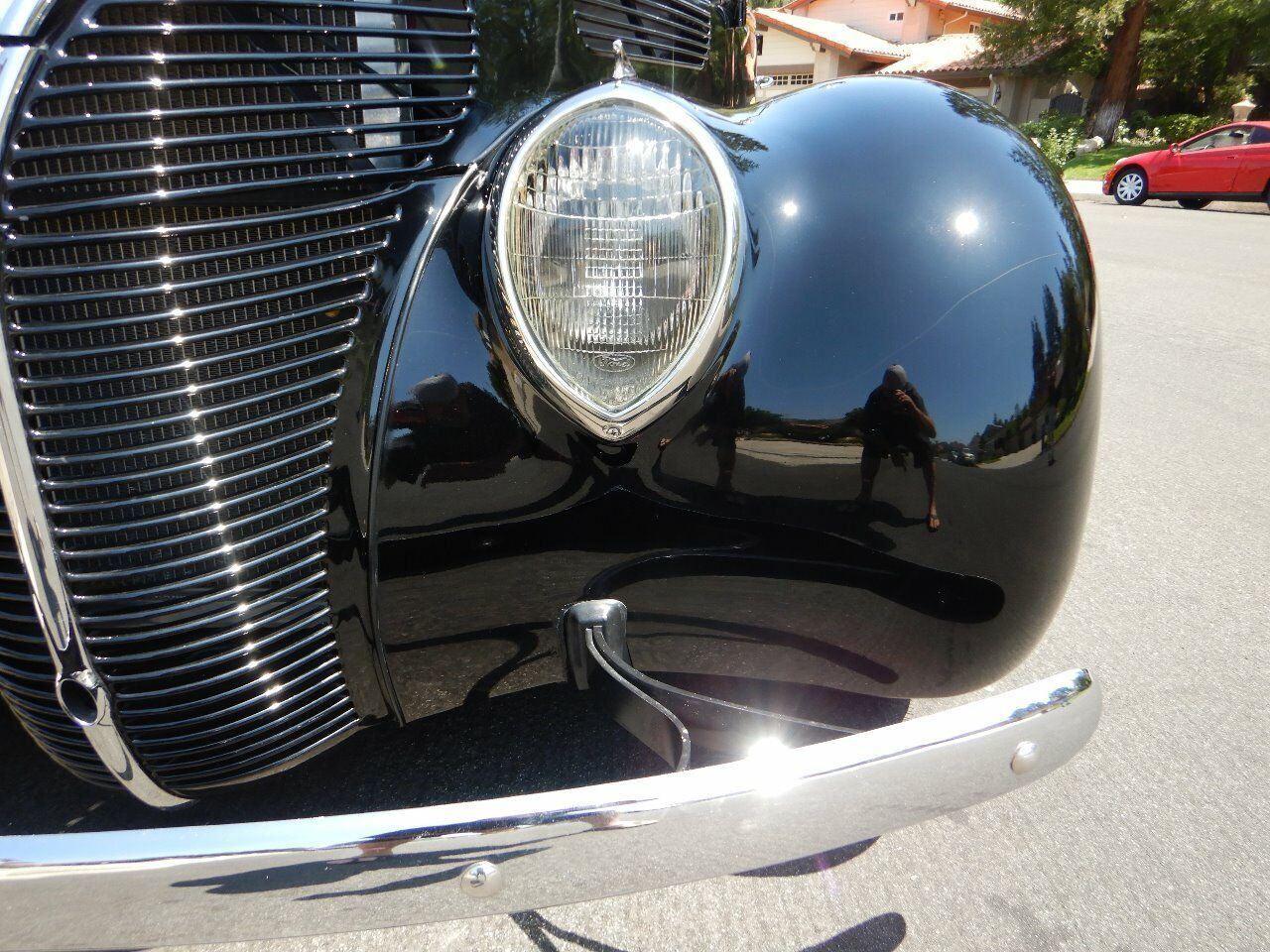 1938 Ford Cabriolet 7