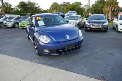 2012 Volkswagen Beetle for sale at J Linn Motors in Clearwater FL