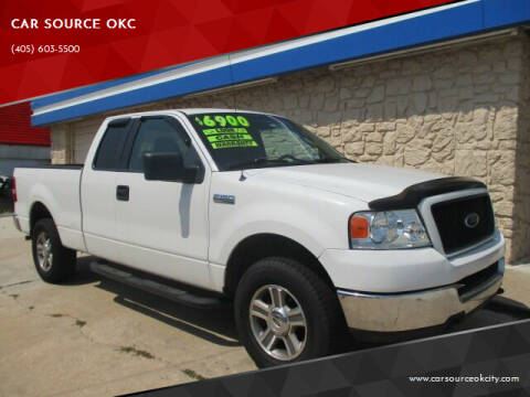 2005 Ford F-150 for sale at Car One in Warr Acres OK