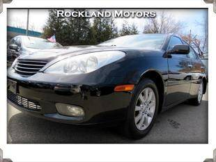 2004 Lexus ES 330 for sale at Rockland Automall - Rockland Motors in West Nyack NY