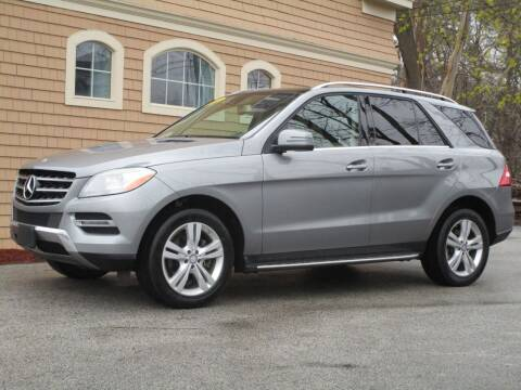 2014 Mercedes-Benz M-Class for sale at Car and Truck Exchange, Inc. in Rowley MA