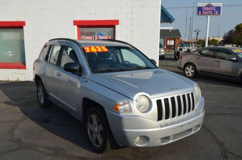2010 Jeep Compass for sale at CARGILL U DRIVE USED CARS in Twin Falls ID