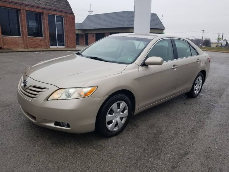 2009 Toyota Camry for sale at PLATTE WOODS PRECISION AUTO SALES AND SERVICE in Kansas City MO