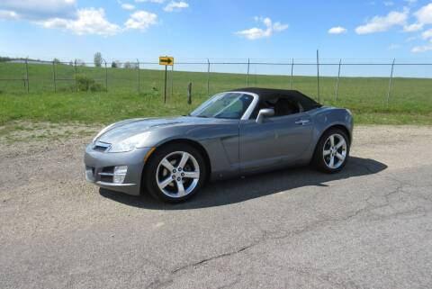 2007 Saturn SKY for sale at Clearwater Motor Car in Jamestown NY