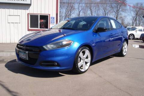 2014 Dodge Dart for sale at Dealswithwheels in Inver Grove Heights MN