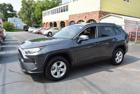 2020 Toyota RAV4 for sale at Absolute Auto Sales, Inc in Brockton MA