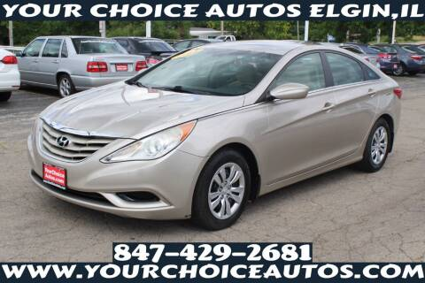 2011 Hyundai Sonata for sale at Your Choice Autos - Elgin in Elgin IL