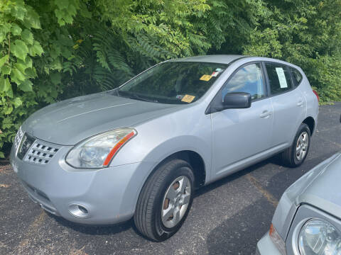 2009 Nissan Rogue for sale at Trocci's Auto Sales in West Pittsburg PA