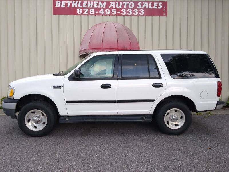 1999 Ford Expedition for sale at Bethlehem Auto Sales LLC in Hickory NC