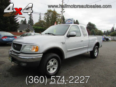 2003 Ford F-150 for sale at Hall Motors LLC in Vancouver WA