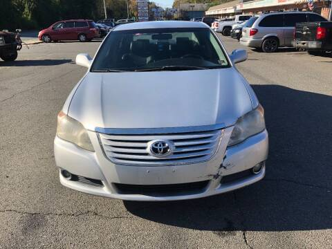 2008 Toyota Avalon for sale at REGIONAL AUTO CENTER in Fredericksburg VA