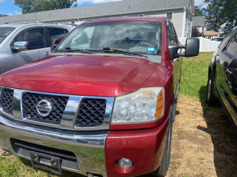 2007 Nissan Titan for sale at Whiting Motors in Plainville CT