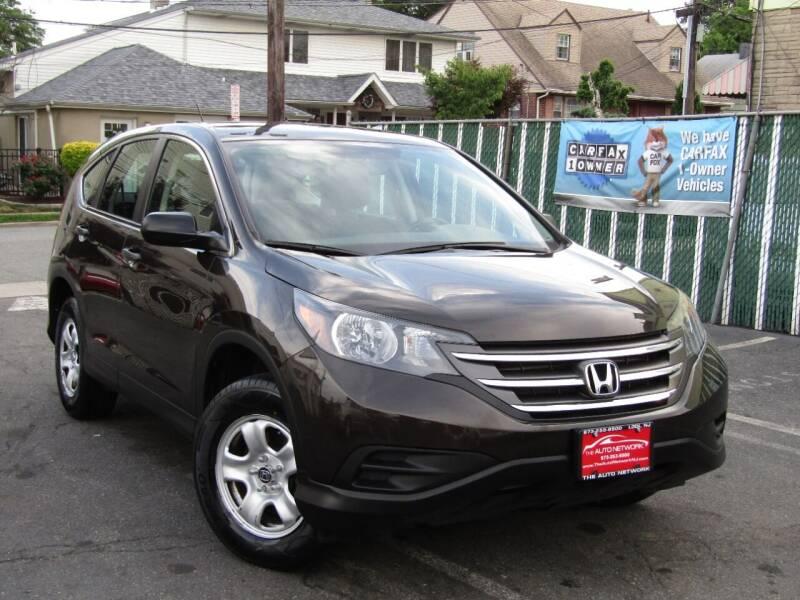 2013 Honda CR-V for sale at The Auto Network in Lodi NJ