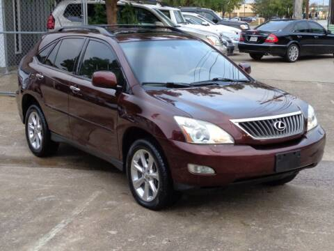 2008 Lexus RX 350 for sale at Auto Starlight in Dallas TX