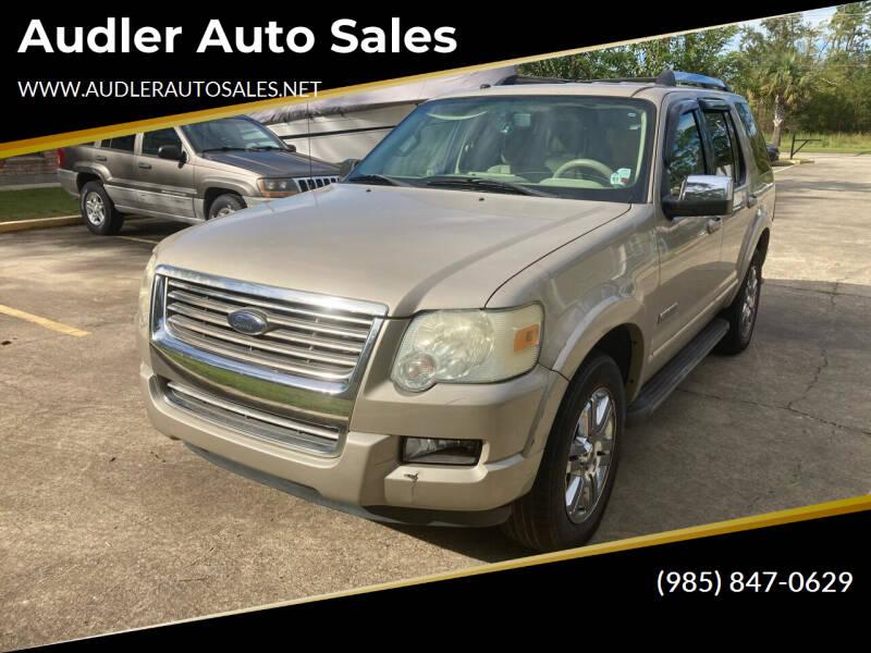 2006 Ford Explorer for sale at Audler Auto Sales in Slidell LA