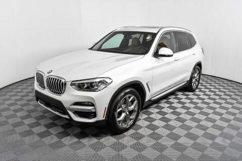 2021 BMW X3 for sale at Southern Auto Solutions-Jim Ellis Volkswagen Atlan in Marietta GA