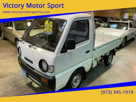 1993 Suzuki Carry Truck for sale at Victory Motor Sport in Paterson NJ