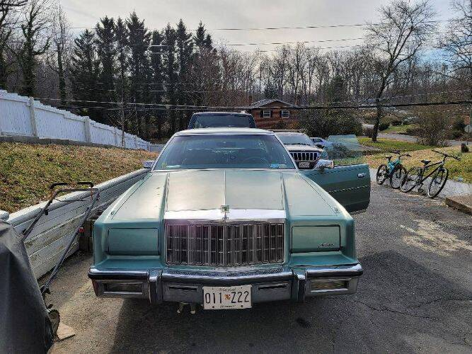 1979 Chrysler New Yorker for sale in Cadillac, MI