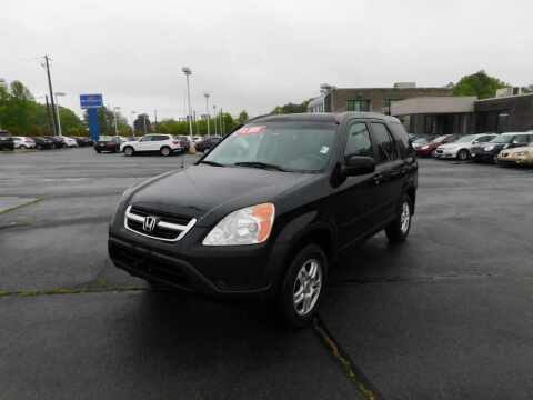 2003 Honda CR-V for sale at Paniagua Auto Mall in Dalton GA