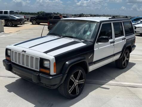 2001 Jeep Cherokee for sale at Cobalt Cars in Atlanta GA